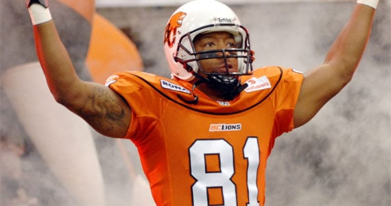 Our Superman: Appreciating Geroy Simon, one of the best we've ever seen.