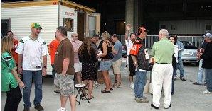 The Costco Lot: Photo: BCLionsDen.ca