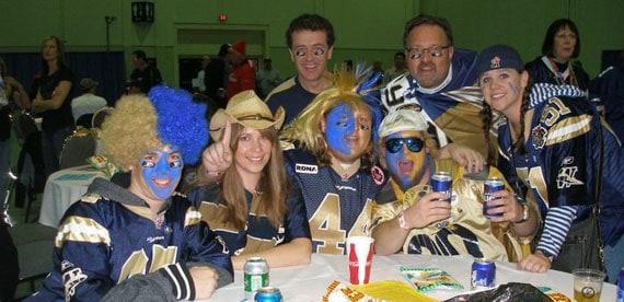 Grey Cup 2011 Party Series: Get social, at Touchdown Manitoba!