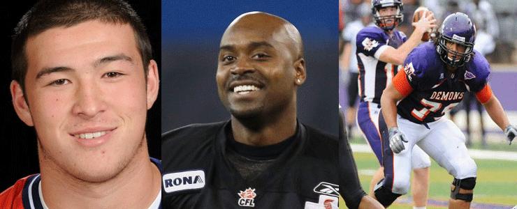 2014 BC Lions CFL Draft Selection Recap