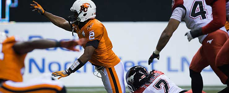 From the Stands – Lions 16 Stampeders 33