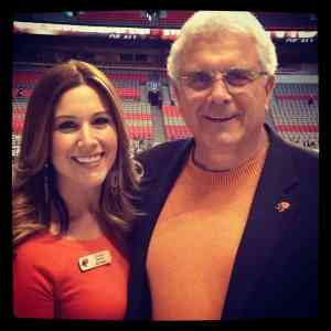 Christie and Wally Buono