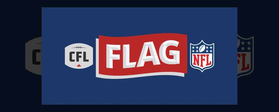 CFL/NFL Flag Football Tourney Returns in 2018: Maritimes Stop Added
