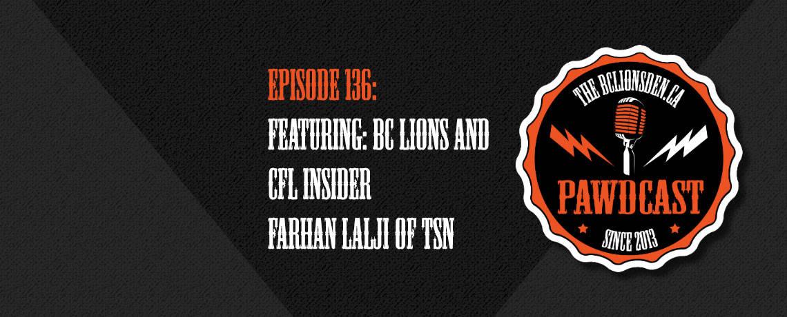 Episode 136: TSN's Farhan Lalji