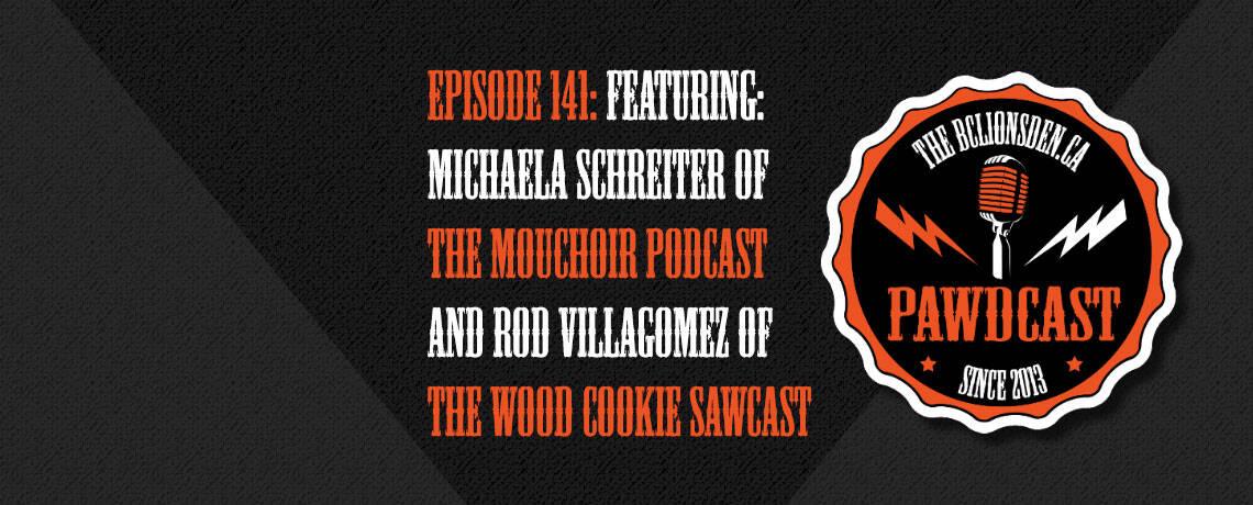 Episode 141: Michaela Schreiter & Rod Villagomez