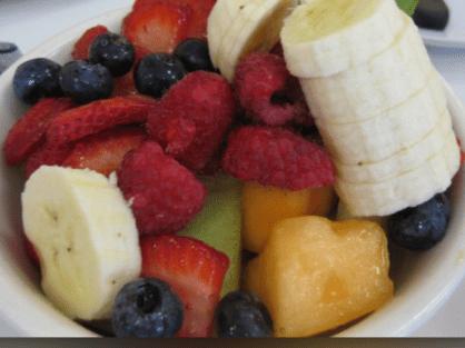 Fresh Fruit Bowl