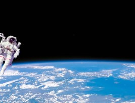There's No Gravity in the Stock Market