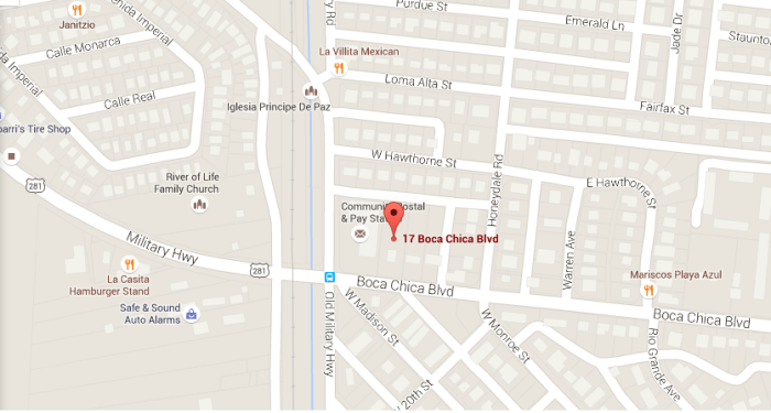 Google Map BCMS