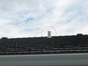 Roof mount at W Kelowna