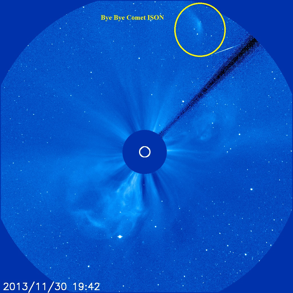 ISON ALIVE – the excitement continues