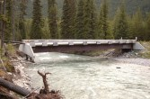 North Fork White River Lower Bridge