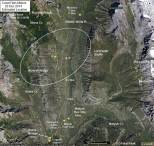More Detailed Map of the Elliptical Area