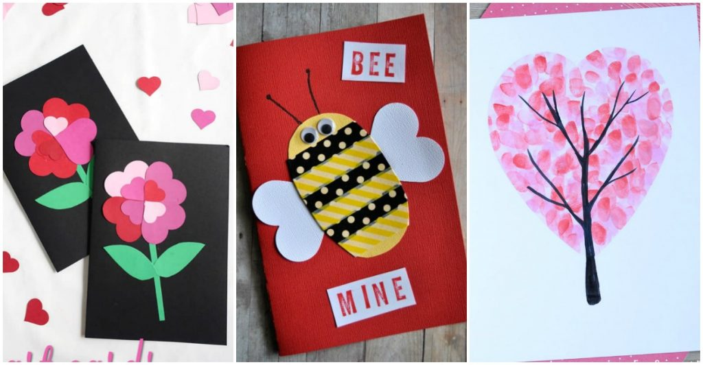 15 DIY Valentines Day Cards For Kids British Columbia Mom