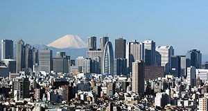 Greater Tokyo Area is the world's most populou...