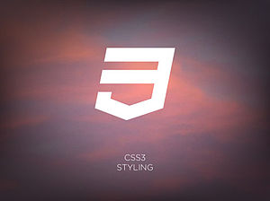 English: CSS3 Styling