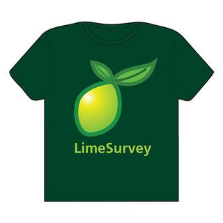 Hideous LimeSurvey shirt