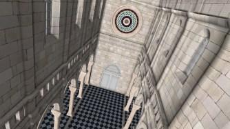 Sibenik cathedral (see https://bcmpinc.wordpress.com/2013/12/10/benchmarks/ )