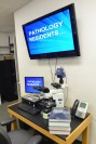 Pathology residents room