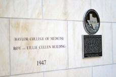 Cullen Building dedication