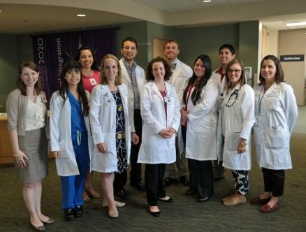 New residents at Children's Hospital of San Antonio