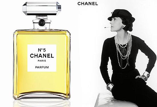 coco chanel perfume numero 5