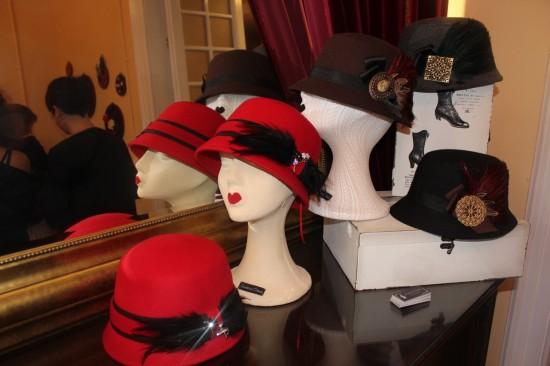 sombreros secretos de alcoba