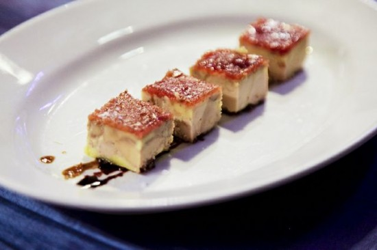 blau bcn foie
