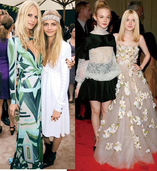 Poppy-and-Cara-Delevingne_Elle-and-Dakota-Fanning