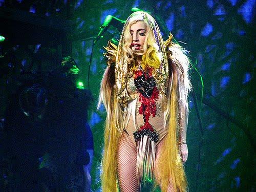 Lady Gaga Alex Noble
