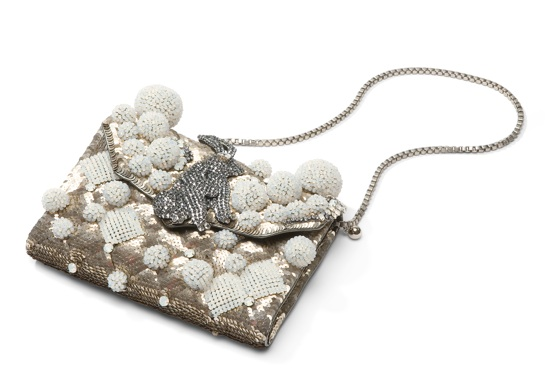 Swarovski Elements bolso de Shourouk Rhaiem