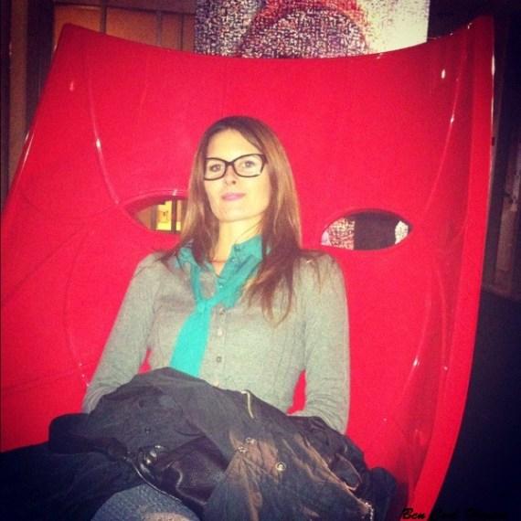 silla fabio novembre