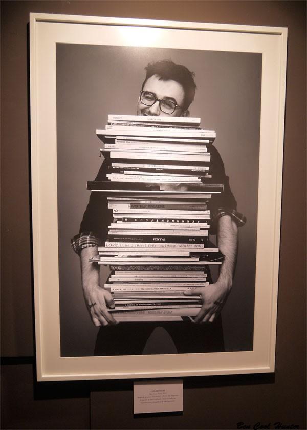 Luis Venegas y sus Fanzine