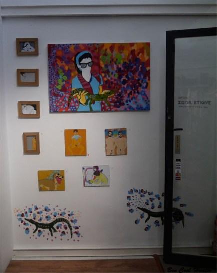 paella showroom cuadros
