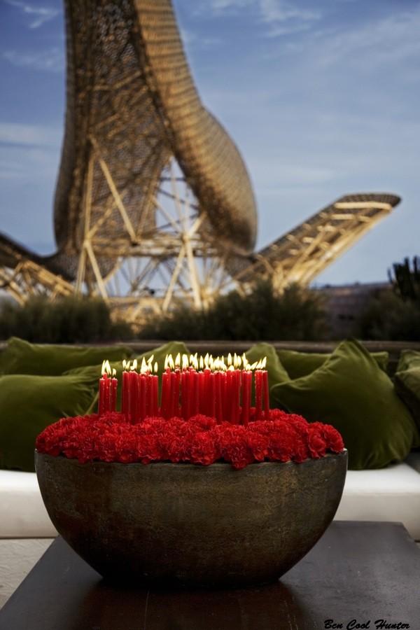 Navidad_vistas_pez__HotelArtsBarcelona