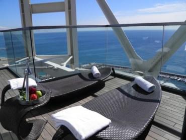 spa vista mar barcelona
