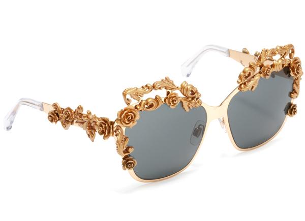 Dolce & Gabbana gafas baroque