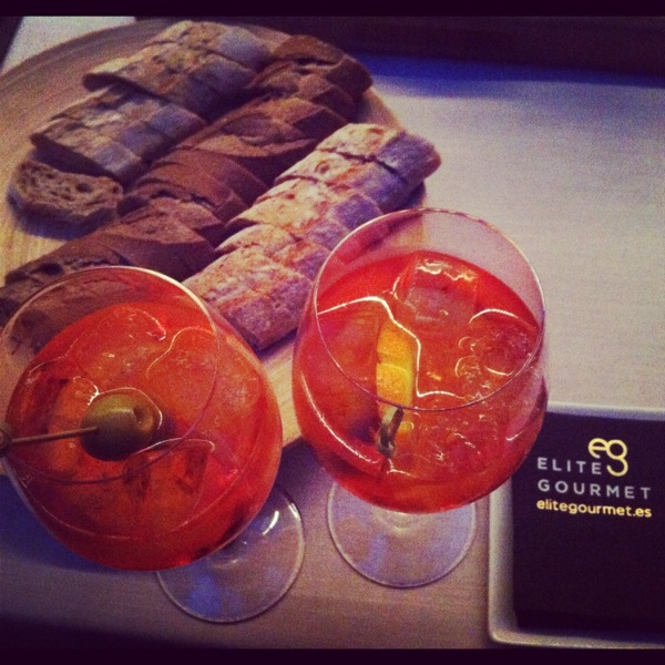 spritz barcelona gourmet