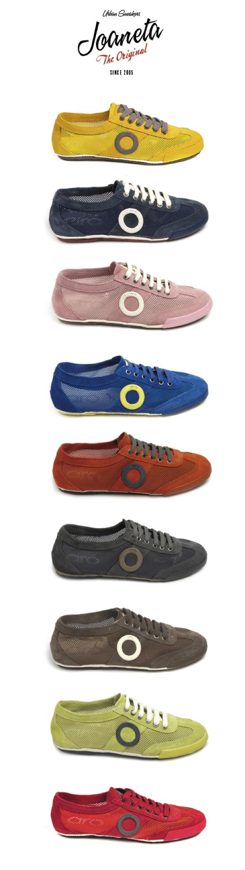 JOANETA sneakers malla