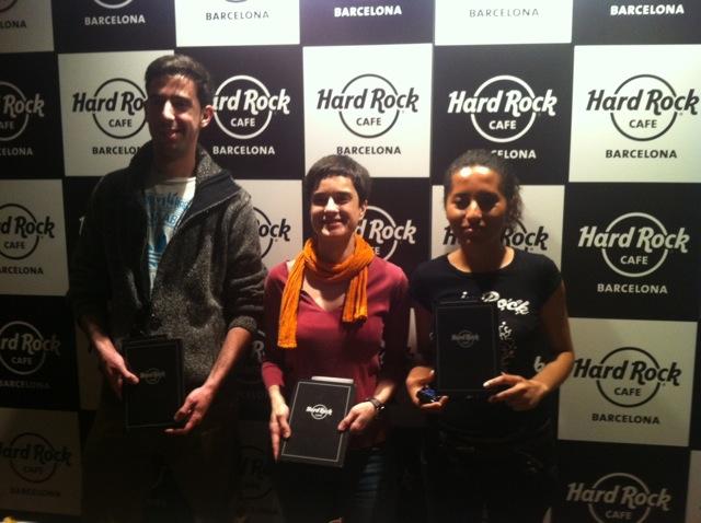 hamburguesa hard rock cafe barcelona finalistas