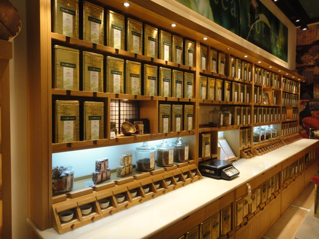 tienda tea shop