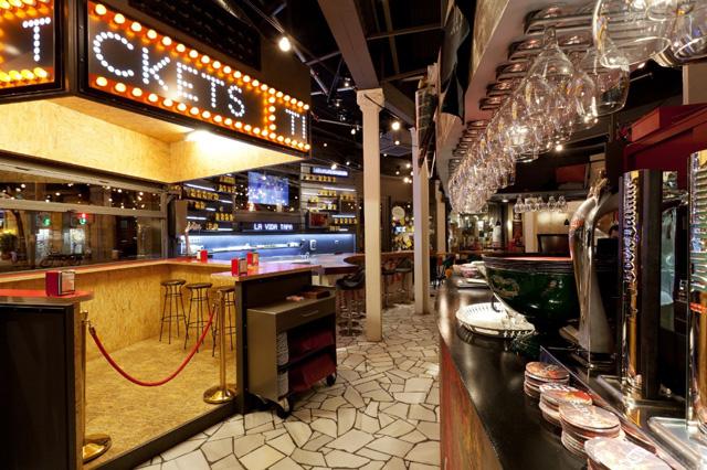 barras ticket restaurante barcelona