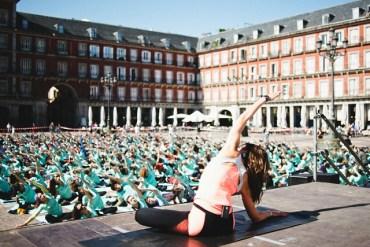 yoga gratuito barcelona