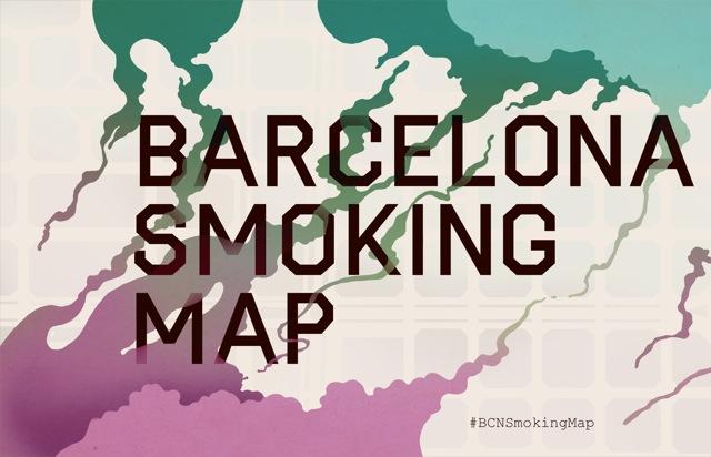 Barcelona Smoking Map copia
