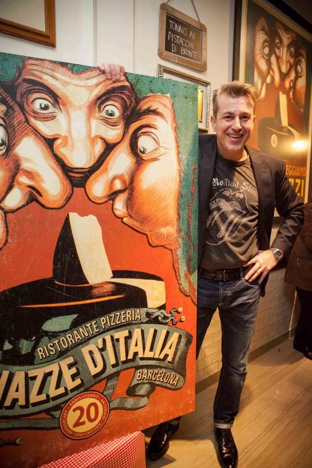 Nicola Marino, propietario del PIAZZE D'ITALIA 1-1