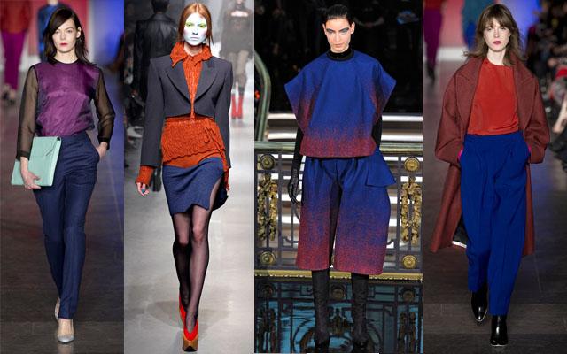 blu rojo paul Smith Vivienne Westwood  galliano paul smith