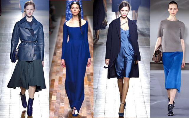 blue lanvin valentino lanvin jil sander