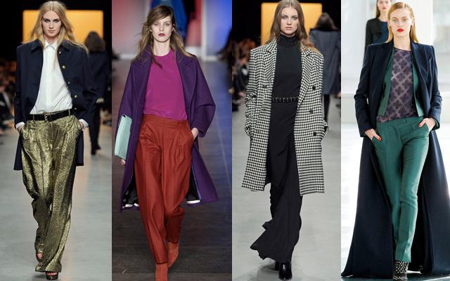 abrigo estilo masculino moda oi2014