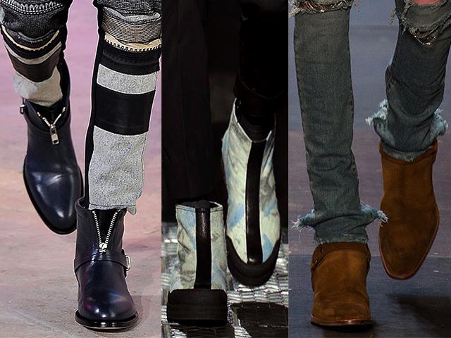 zapatos hombre BOTINES