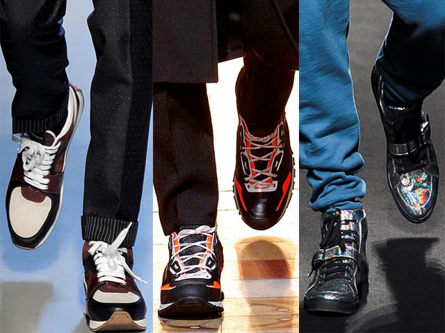 ZAPATILLAS DEPORTIVAS moda hombre o/i 2013-14