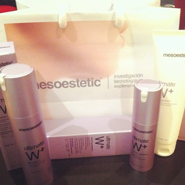 ultimate w mesoestetic